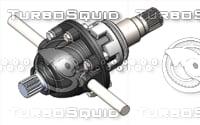 gearbox 3D