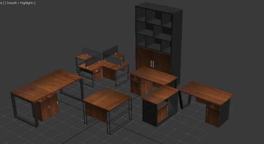 3D amazing office