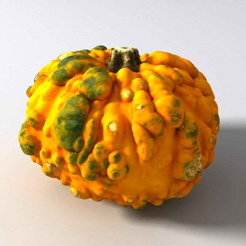 pumpkin model