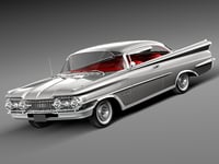 Oldsmobile 88 1959 coupe