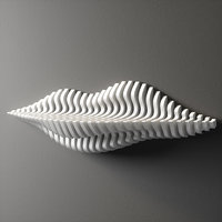 wall shelf parametric