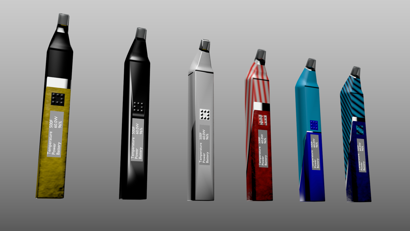 premium-class cigarettes model