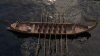 rome boat