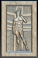 david michelangelo cnc router 3D model