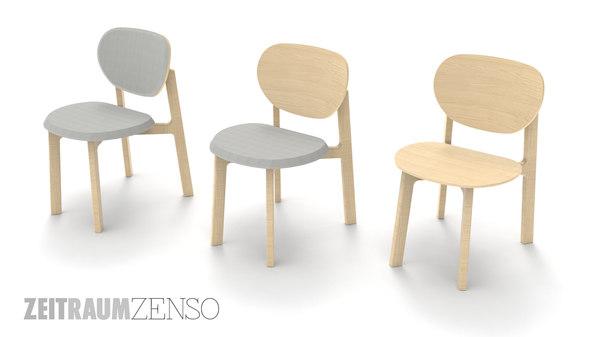 3D zeitraum seating model
