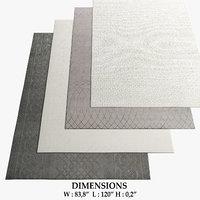 rug company 34 3D model