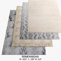 rug company 28 3D model