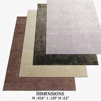 rug company 40 3D model