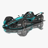 Gen2 Formula E Car Season 2018-19