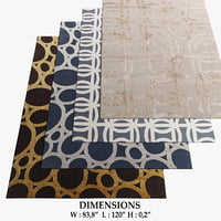 rug company 44 3D model