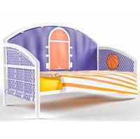 3D model big daybed bed