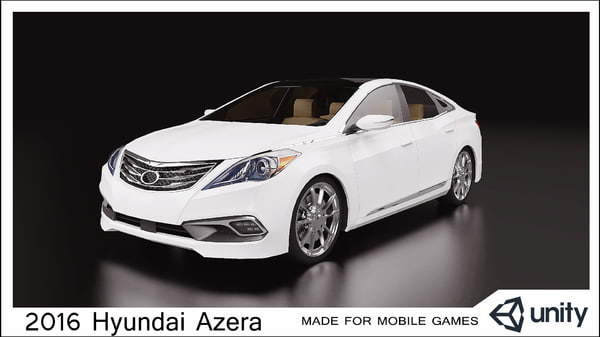 car mobile games model