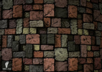 3 Stone Tile Materials