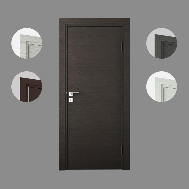 doors z1 3D model