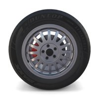generic car alloy wheel 3D