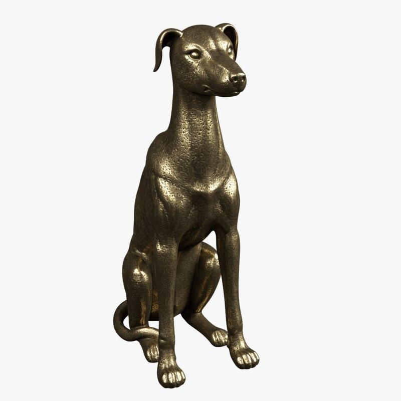 3D bronze sculpture