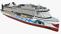 Cruise Ship Aida Perla