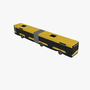 bus city model