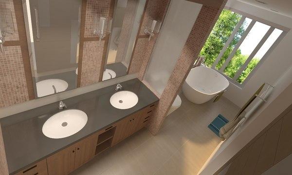 bathroom 05 model