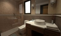 bathroom 03 3D