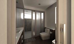 3D bathroom 08