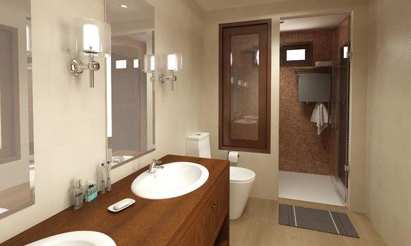 bathroom 09 3D