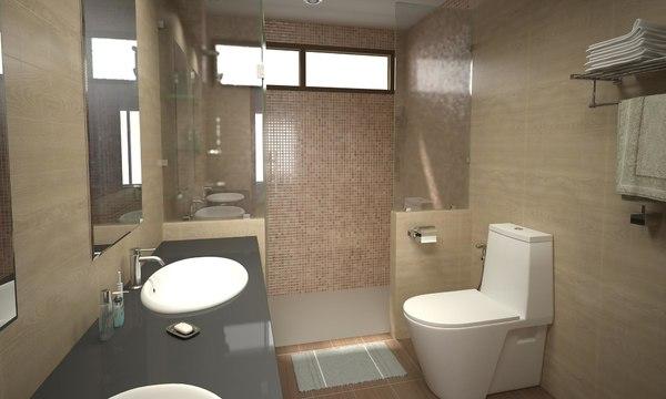 bathroom 10 model