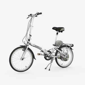 3D model bike dahon