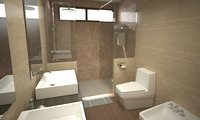 bathroom 11 3D model