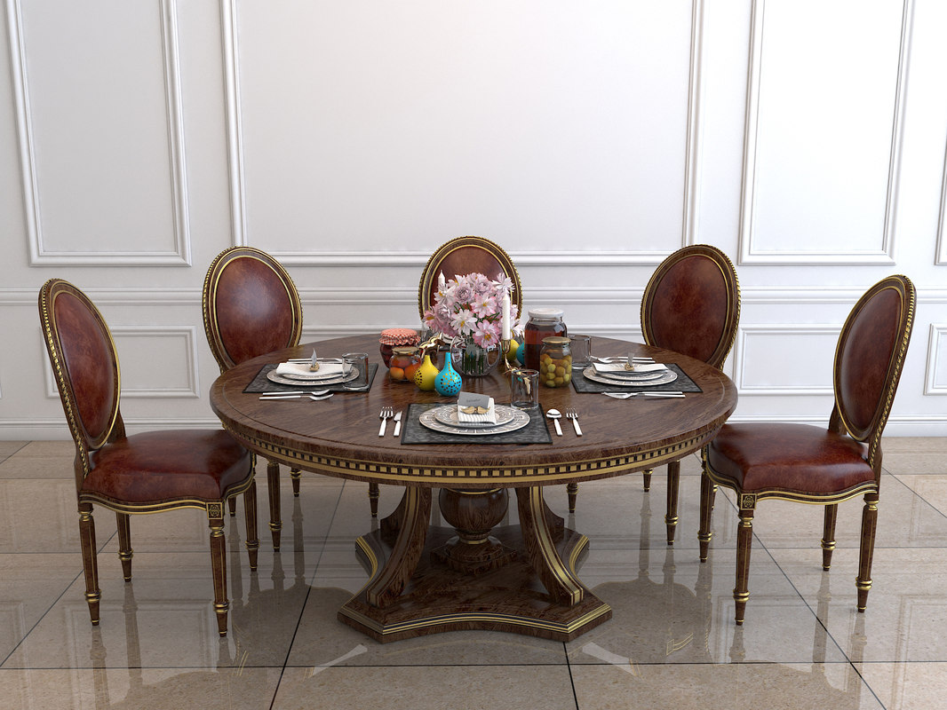 table classic 3D