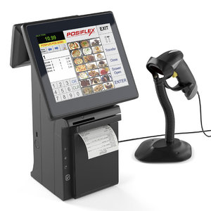 cash register posiflex hs2310 3D model