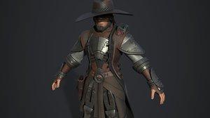 cowboy 3D