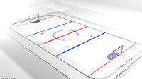 Game Court - Ice Hockey