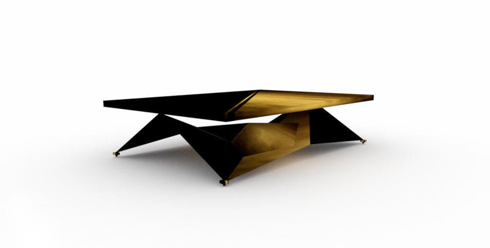 3D sahara table