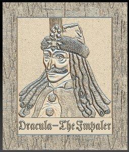 count dracula - impaler model