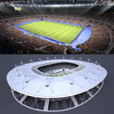 Soccer Stadium SdF