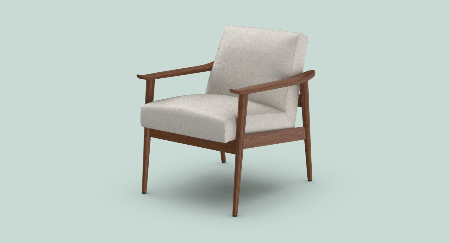 Brilliant Mid Century Modern Arm Chair Cjindustries Chair Design For Home Cjindustriesco