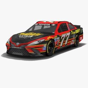 3D furniture row racing nascar model