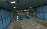 3D model sci fi gate