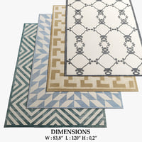 rug company 49 3D model