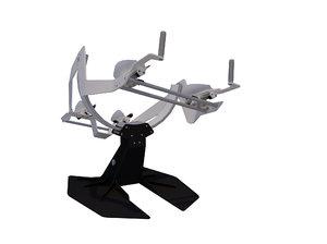 icaros - virtual reality 3D model