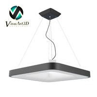 3D led light 4 model