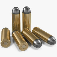 Cartridges .45 Colt