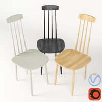 Wooden chair 2