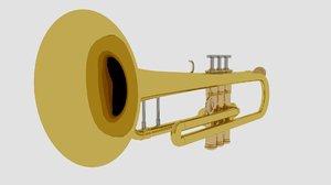 3D trumpet orchestra