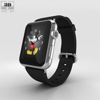 apple watch stainless model