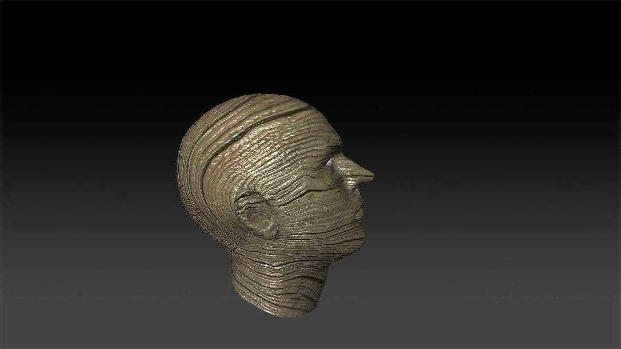 manwood 3D model