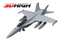 f18 airforce 3D model