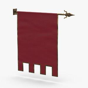 storefront-sign-12 3D model