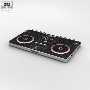 numark mixtrack pro model